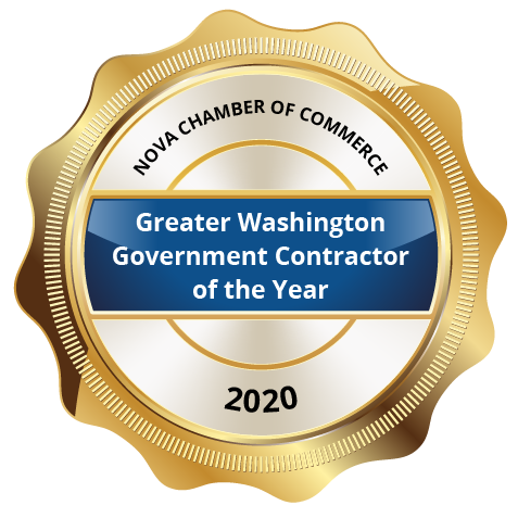 Greater Washington Government Contractor of the Year
