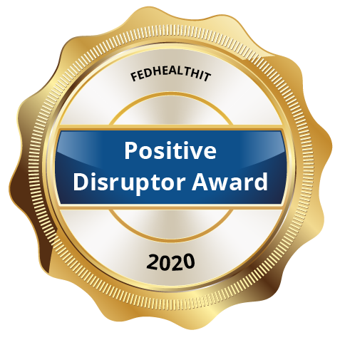 FedHealthIT Positive Disruptor Award