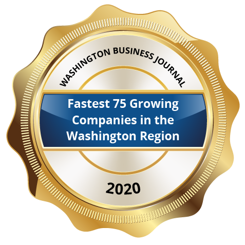 Fastest 75 Growing Companies in the Washington Region