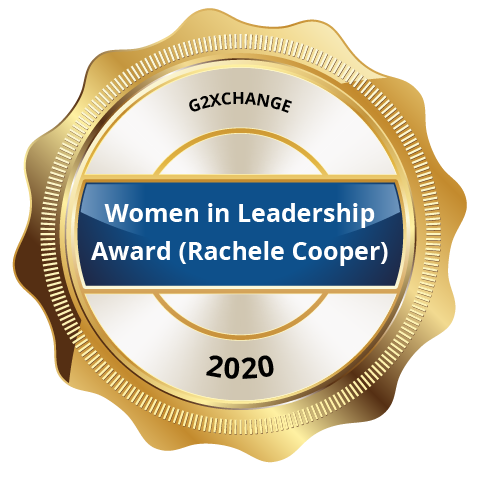 Women in Leadership Award (Rachele Cooper)