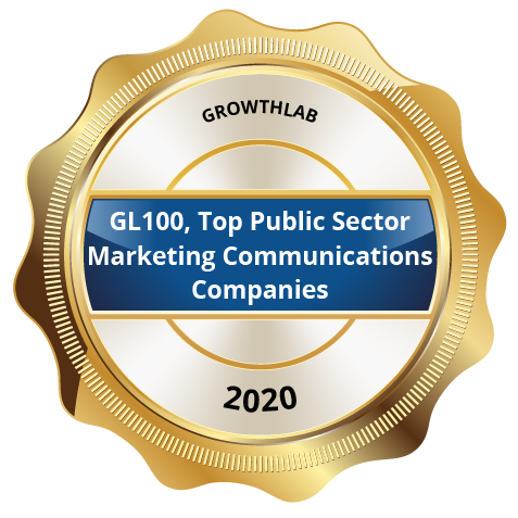 GL100, Top Public Sector Marketing Communications Companies