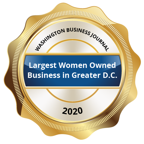 Largest Women Owned Businesses in Greater D.C.